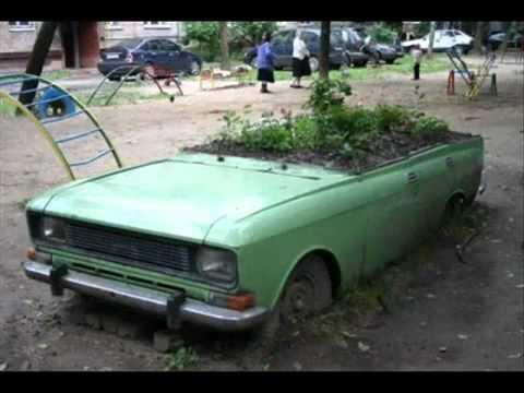 тюнинг машин русских фото