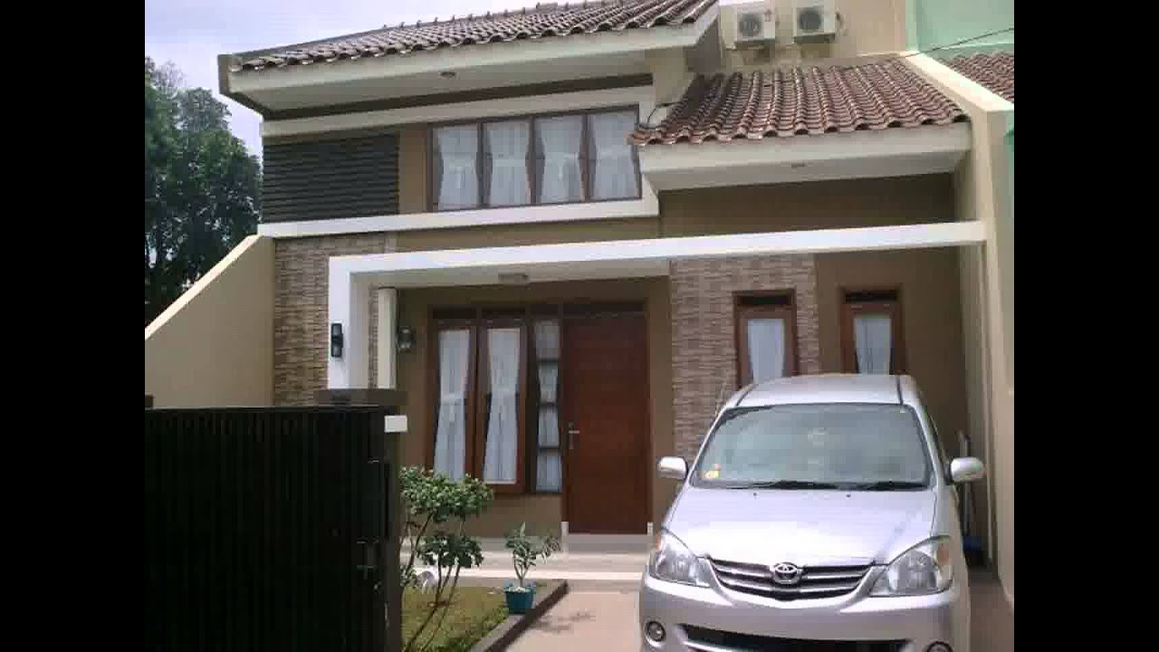 Desain Rumah Minimalis 2 Lantai Luas Tanah 150 M2 Yg Sedang Trend