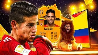 THE BEST PLAYER SBC EVER?! 89 EUROPA LEAGUE MOMENTS FALCAO PLAYER REVIEW! FIFA 19 Ultimate Team