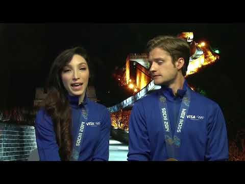 Meryl Davis and Charlie White talk 'Dancing with the Stars,' potential return to competition