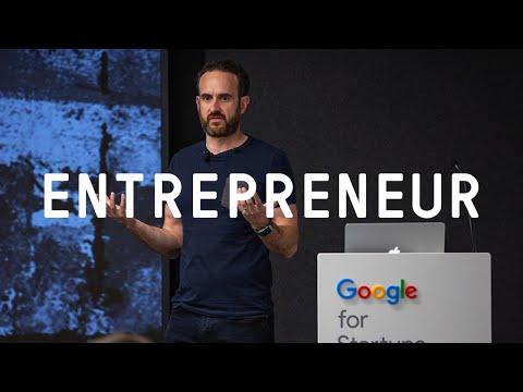 University of East London - #BeTheNext Entrepreneur - Mat Braddy