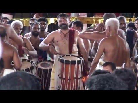 Jayaram Pacharimelam performance at Thottuva Temple Malayalam Tamil film hot star Parvathy Daffozoom