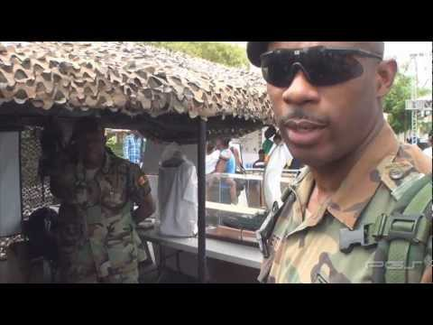 20120523 - Ministry of National Security Kingston Waterfront - The JDF