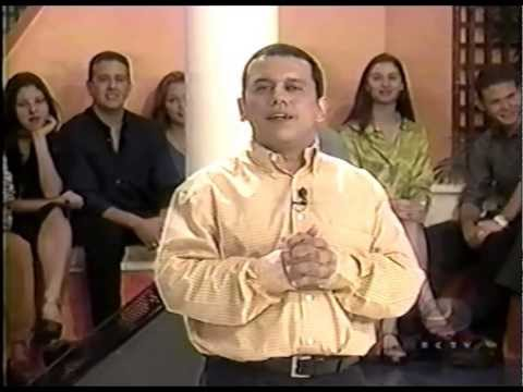RCTV  Programa A Gozar Mini Stand Up Emilio Lovera Año 2000