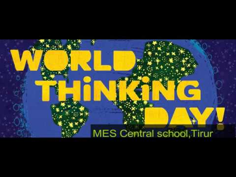 World Thinking Day@MES Central School,Tirur