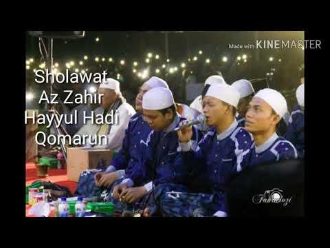 sholawat-az-zahir-hayyul-hadi-&-qomarun