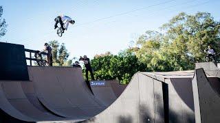 Dennis Enarson's Backyard BMX Park