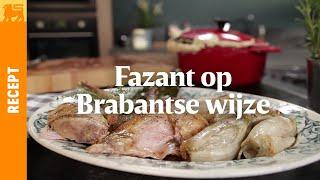 Fazant op Brabantse wijze
