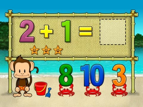 monkey-math-school-sunshine-|-fun-math-app-for-kids