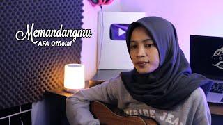 MEMANDANGMU - Ikke Nurjanah    Cover Akustik by AFA