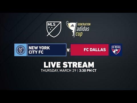 New York City FC vs FC Dallas - Champions Division | 2018 G…