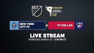 New York City FC vs FC Dallas - Champions Division   2018 G…