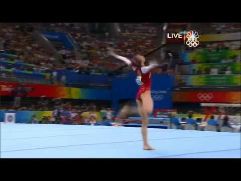 Best floor routine - Yang Yilin 2008
