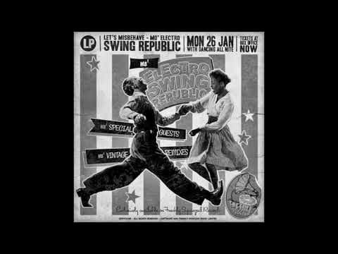 Swing Republic Feat. Irving Aaronson & His Commanders - Let's Misbehave