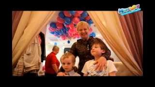 Организация детских праздников - Отзыв о Море Шоу(, 2012-09-22T12:39:05.000Z)