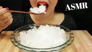 IGLOO ICE MIXED WITH SHAVED ICE ~ ASMR (No Talking) Eat Life With Kimchi