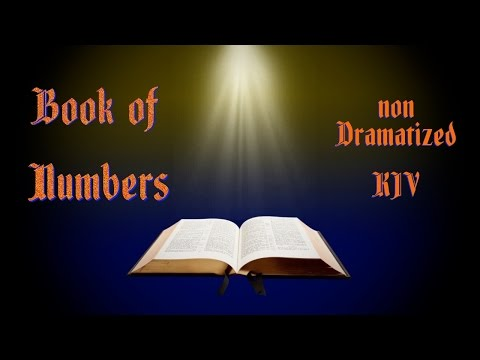 Numbers KJV Audio Bible with Text