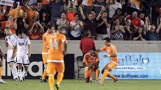 Video Gol Pertandingan Houston Dynamo vs Vancouver Whitecaps