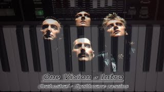 Queen - One Vision Intro - Orchestral Synthwave version