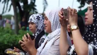 Filipino Muslims pray for peace on Eid'l Fitr