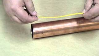 OD (Outside Diameter) Tąpe Measure Demonstration