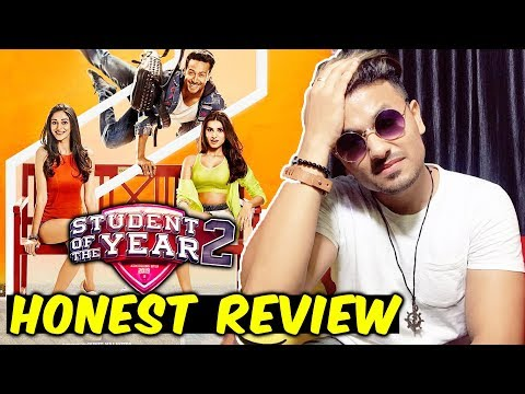 Student Of The Year 2 HONEST REVIEW | Tiger Shroff, Ananya Panday, Tara Sutaria