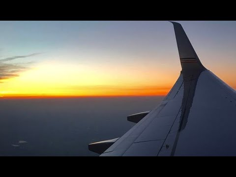 (HD) Continental Airlines Retro (United) Boeing 737-900ER Full Flight, O