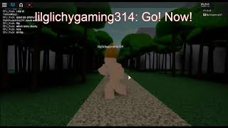 roblox house party GamePlay part 2 He sacrificed him self for me :(