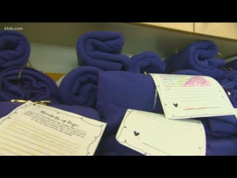 Sports Wrap with Ron Potesta - #GoodNews: Blankets Of Hope Delivers 20K Blankets To Homeless