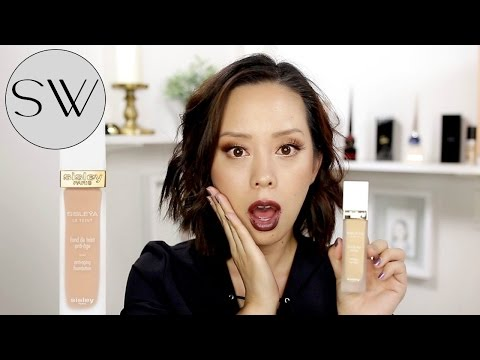 $170 FOUNDATION   SISLEY LE TEINT FOUNDATION REVIEW
