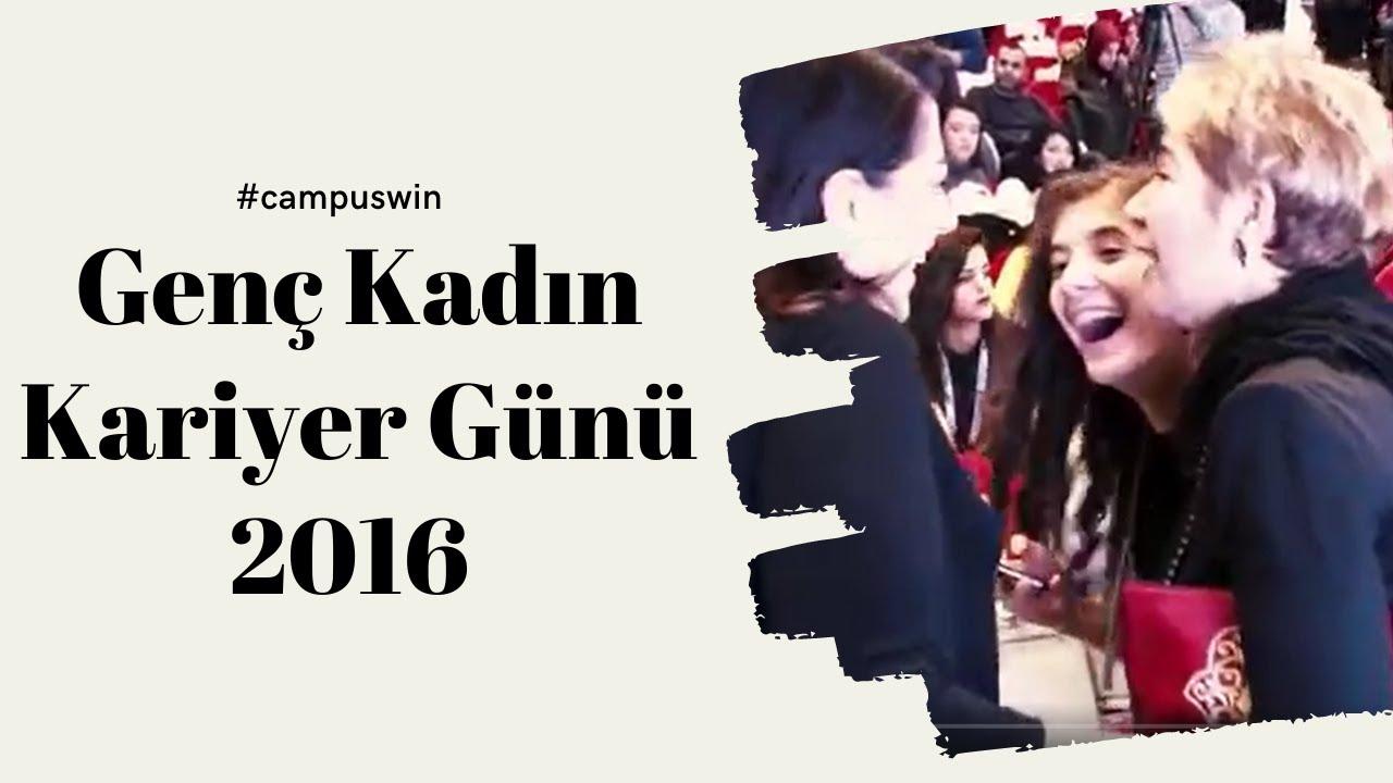2016 TurkishWIN Genç Kadın Kariyer Günü