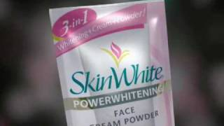 SkinWhite 3-in-1 Face Cream Powder TVC Thumbnail