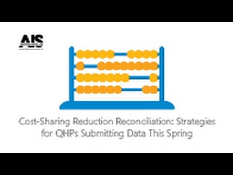 Cost Sharing Reduction Reconciliation Strategies for QHPs Submitting Data