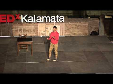 "Embrace your fears | Daniel ""Cloud"" Campos 