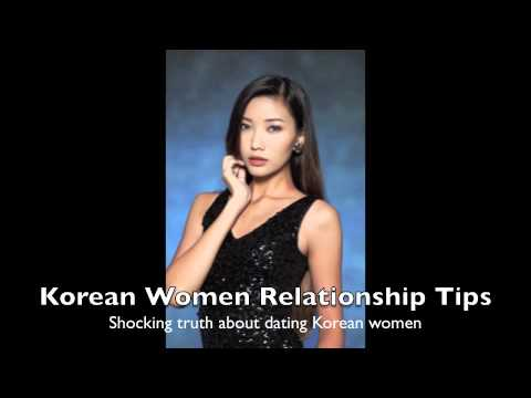 rules for dating a korean girl