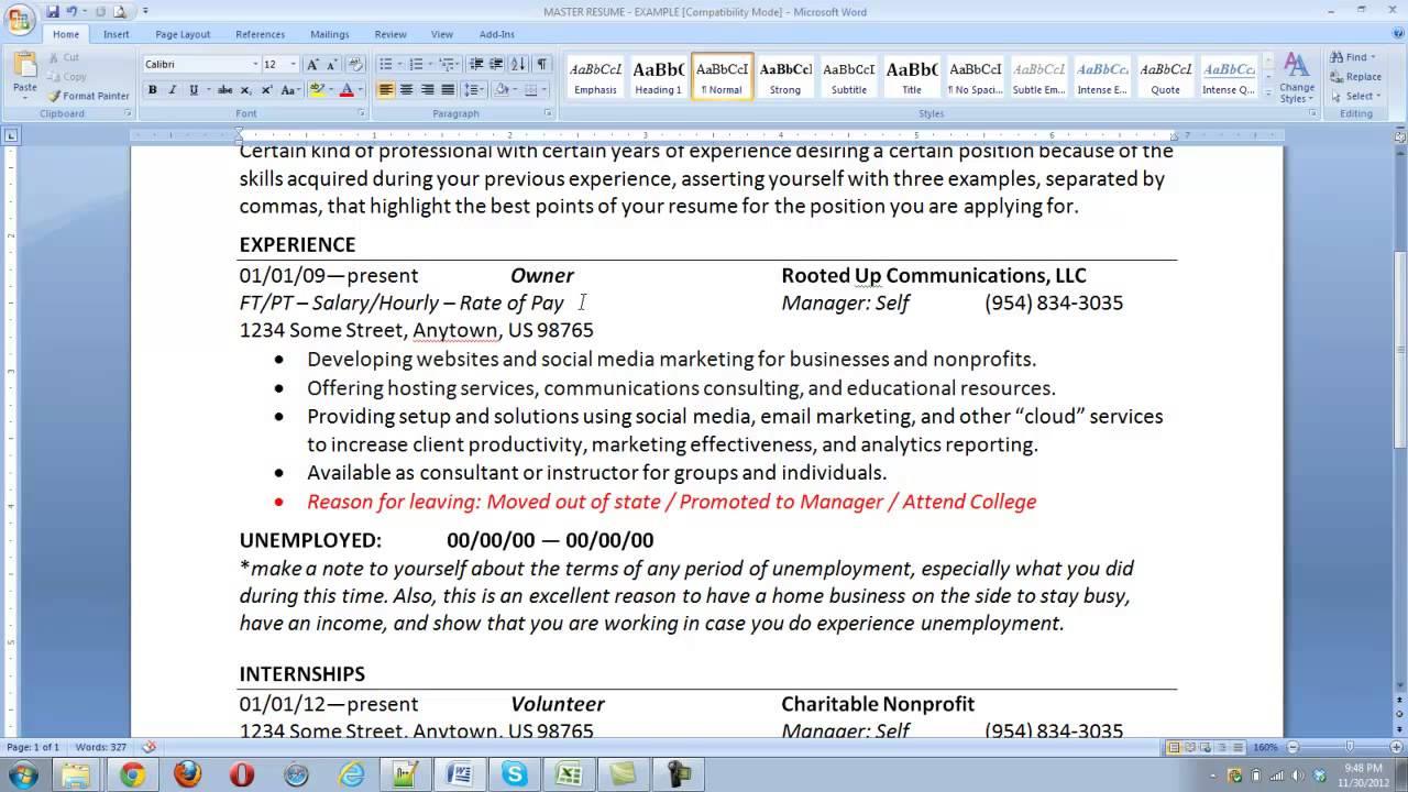 Docketing clerk resume