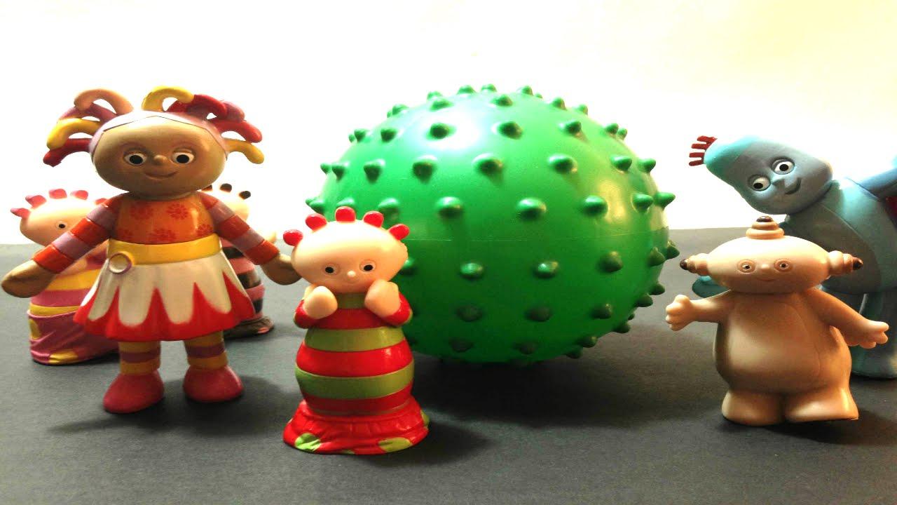 حديقة المرح جوجو و ريحانة نظيف نظيف والكرة المسلية ألعاب أطفال براعم Youtube