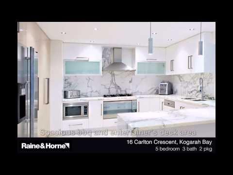 The Ultimate in Waterside Luxury - 16 Carlton Crescent, Kogarah Bay NSW 2217 Australia