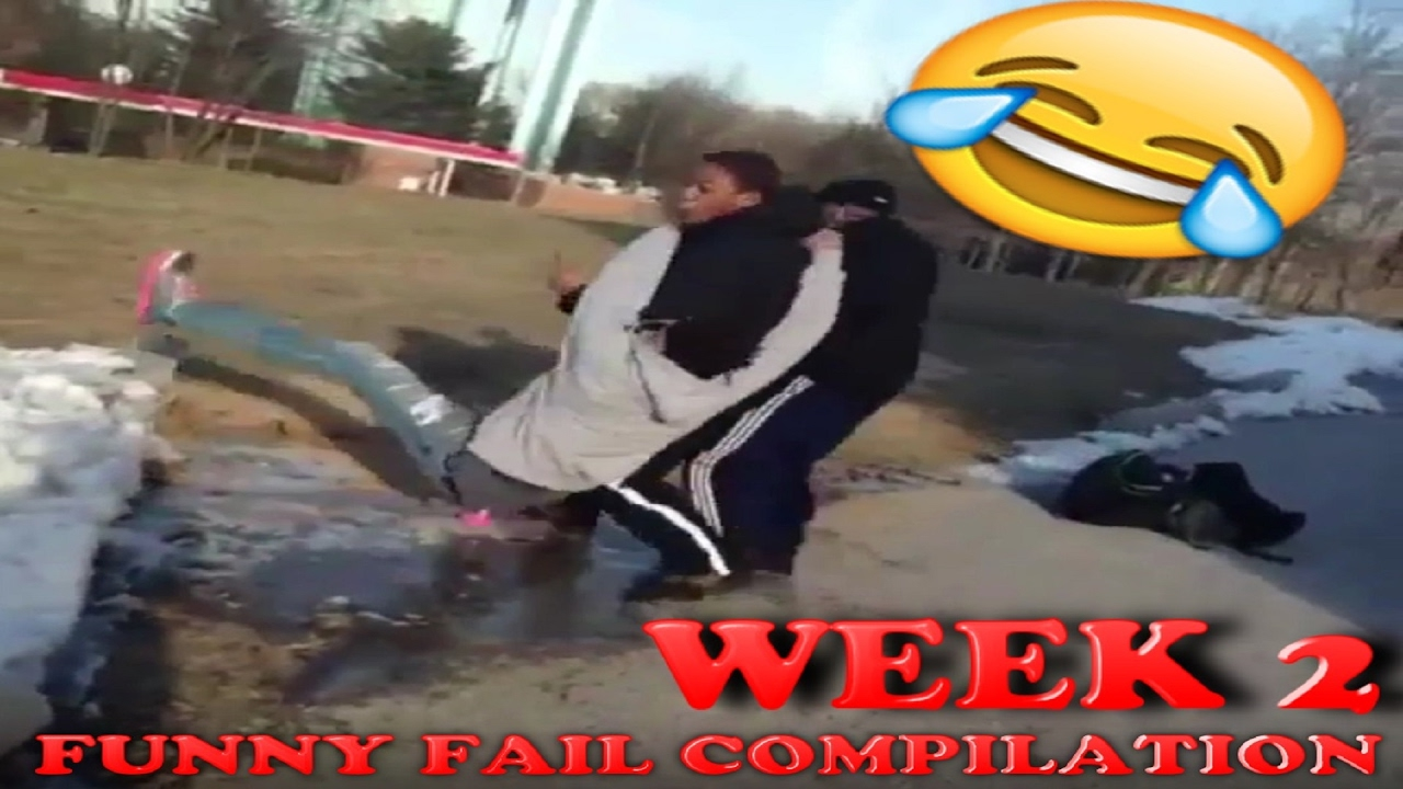 FUNNY FAIL COMPILATION FEBRUARY 2017 WEEK 2