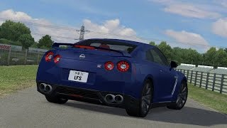 LFS - 2012 Nissan GT-R35 Full Package by Vano Paniashvili