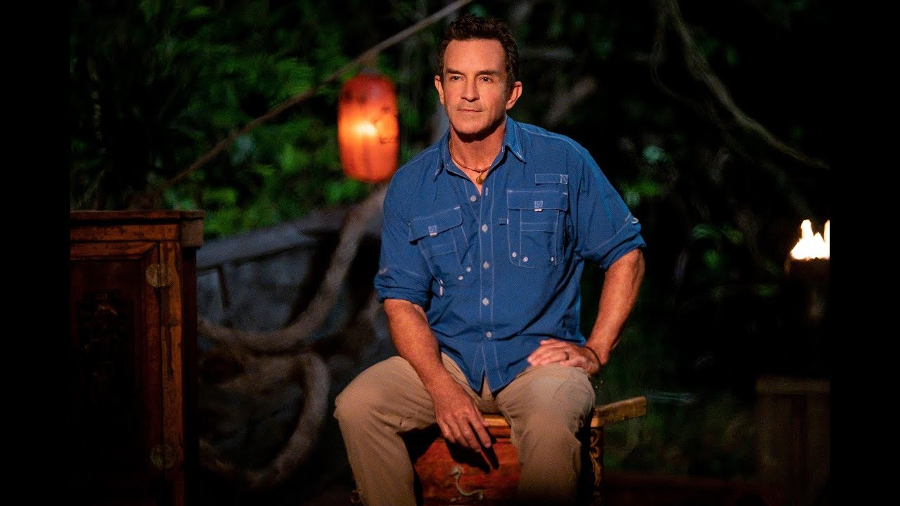 Jeff Probst explains why he missed the Survivor marooning