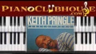 "🎹 *CUSTOMER REQUEST* How to play PERFECT PEACE"" by Keith Pringle (easy gospel piano tutorial lesson)"