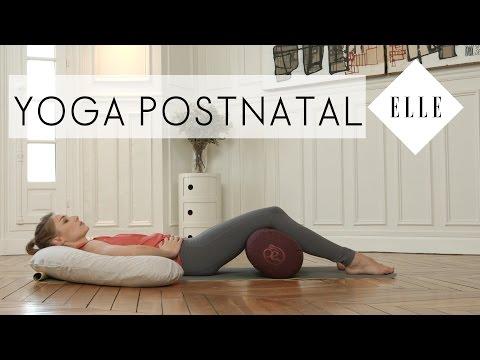 Cours de Yoga Post-natal I ELLE Yoga