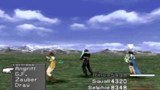 Lets Play Final Fantasy VIII Part 106 - Das UFO und Koyo-Koyo