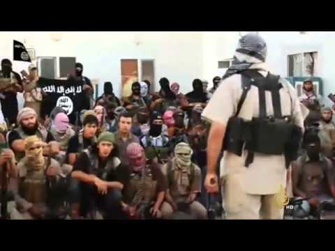 نتائج ضربات التحالف الدولي ضد مواقع تنظيم الدولة