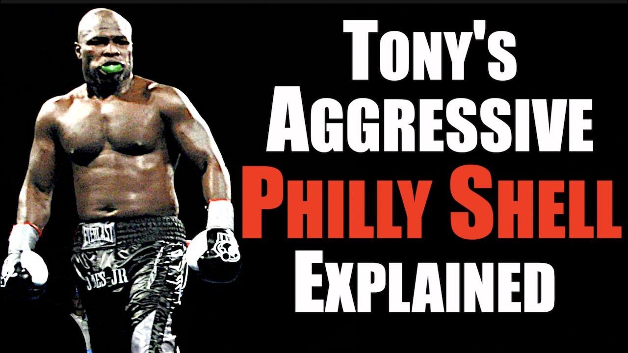 James Lights Out Toney