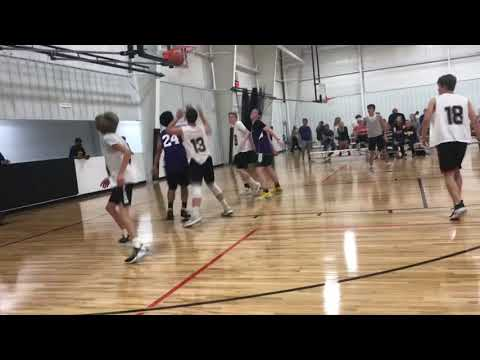 Grand Rapids Diamond Elite 14U ( Courthouse Basketball Game 2)