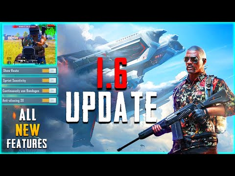 UPDATE 1.6 ALL NEW FEATURES CONFIRMED   PART 1