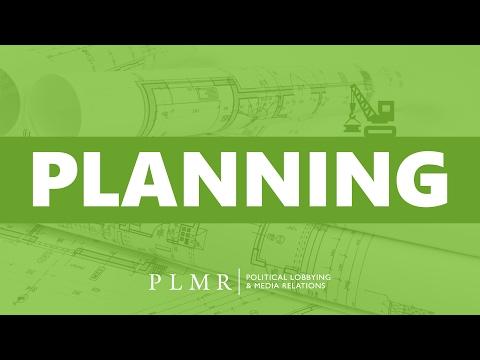 Planning at PLMR