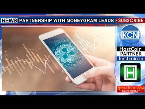 MoneyGram and Ripple conclude a partnership